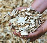 Holzheizung mit Hackschnitzel