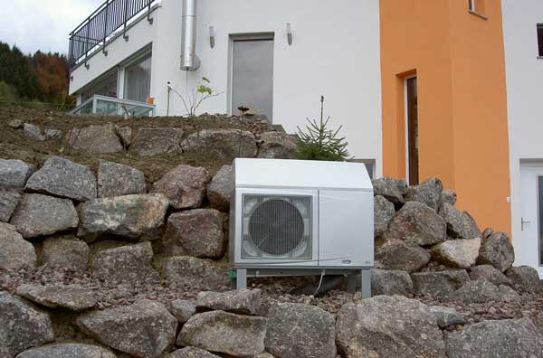 Luftwasser Wärmepumpen